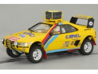 Slot Car Peugeot 205 Grand Raid Dakar 1987 MSC Competition