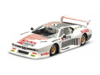 Slot Car BMW M1 Gr.5 500km Fuji 1982 Team Seelex Scaleauto