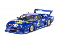 Slot Car BMW M1 Gr.5 Le Mans 1981 N. 53 Emka Scaleauto