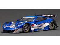 Slot Car HSV-010 Campionato super GT 2010 n.100 Raybrig Scaleauto