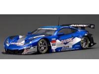 Slot Car HSV-010 Campionato super GT 2010 n.100 Raybrig Scaleauto