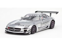 Slot Car Mercedes SLS AMG GT3 Laureus Scaleauto