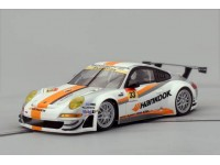 Slot Car Porsche 911 GT3 RSR super gt 2011 Scaleauto