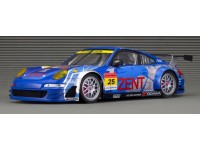 Slot Car Porsche 911 GT3 RSR Zent Super GT 2011 Scaleauto