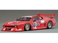 Slot Car BMW M1 Gr.5 LeMans 1981 Scaleauto