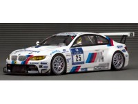 Slot Car BMW M3 GTR GT2 24 ore Nurburgring 2010 Scaleauto