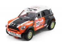 Slot Car Mini All 4 Racing N.312 Dakar 2012 Scaleauto