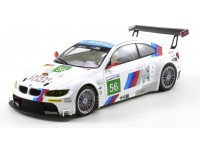 Slot Car BMW M3 GTR GT2 Le Mans 2011 Scaleauto