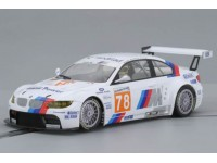 Slot Car BMW M3 GTR GT2 24 ore Le Mans 2010 Scaleauto