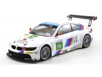 Slot Car BMW M3 GTR n.55 GT2 24h Le Mans 2011 Scaleauto