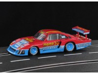Porsche 935/78 Moby Dick Momo Racing Imsa Portland 3h 83 Sideways Slot Cars