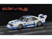 Ford Mustang turbo N.16 IMSA GTP Road Atlanta 1981 Sideways Slot Cars