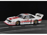 Ford Mustang Turbo IMSA GTX Mid Ohio 1981 Sideways Slot Cars