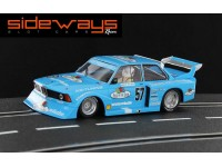 Bmw 320 gr.5 Norisring DRM 1978 Sideways Slot Cars