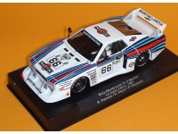 Lancia Beta Montecarlo N.66 Martini Le Mans 1981 Sideways Slot Cars