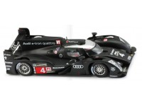 Audi R18 e-tron quattro N.4 24 ore Le Mans test 2013 Slot.it
