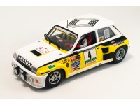 Renault 5 turbo Rally Sierra Morena 1985 Slotwings