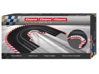 Carrera Digital 124/132/Evolution Tornante 180° Ricambi per Piste Elettriche