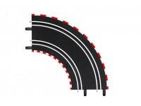 Carrera GO 2 Curve 1/90° accessori per autopiste
