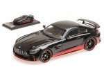 ALMOST REAL MERCEDES AMG GT R 2017 NERO LUCIDO MODELLINO