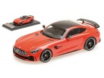 ALMOST REAL MERCEDES AMG GT R 2017 ROSSA MODELLINO