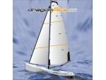 Joysway Barca a Vela RC Dragon flite 95 Modello Radiocomandato