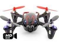 Hubsan H107C-HD Drone con videocamera HD 2.4 GHz 4 canali