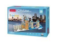 CUBICFUN LONDRA SKYLINE IN PUZZLE 3D