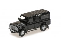 ALMOST REAL LAND ROVER DEFENDER 110 NERO 2014 MODELLINO