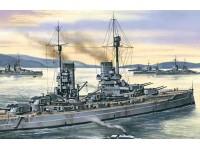 Nave da battaglia Konig Kit di Montaggio ICM