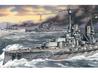 Nave da battaglia SMS Grosser Kurfurst Kit di Montaggio ICM