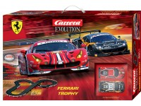 Carrera Evolution Pista Elettrica Analogica Ferrari Trophy