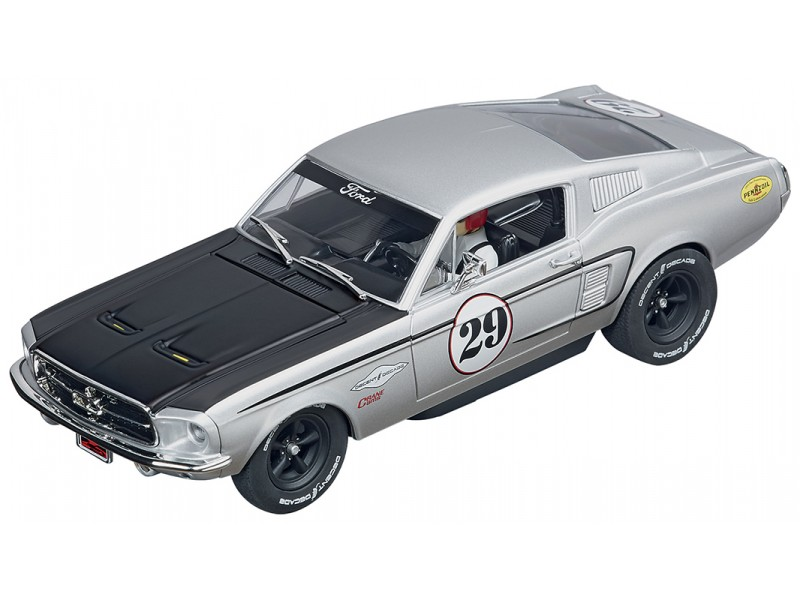 carrera evolution ford mustang gt modellino slot. Black Bedroom Furniture Sets. Home Design Ideas