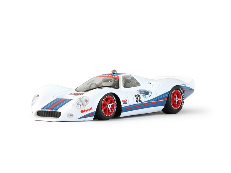 NSR Ford P68 N.32 Limited Edition Martini livery Modellino Slot