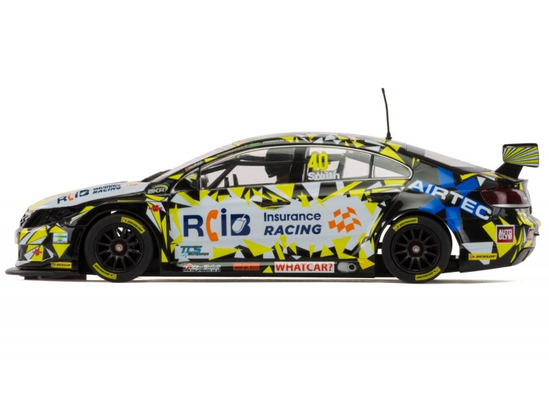 Scalextric Autograph Series BTCC VW Passat A. Smith Modellino Slot Car