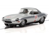 Scalextric Jaguar E-Type 1000 km Nurburgring 63 Modellino Slot Car