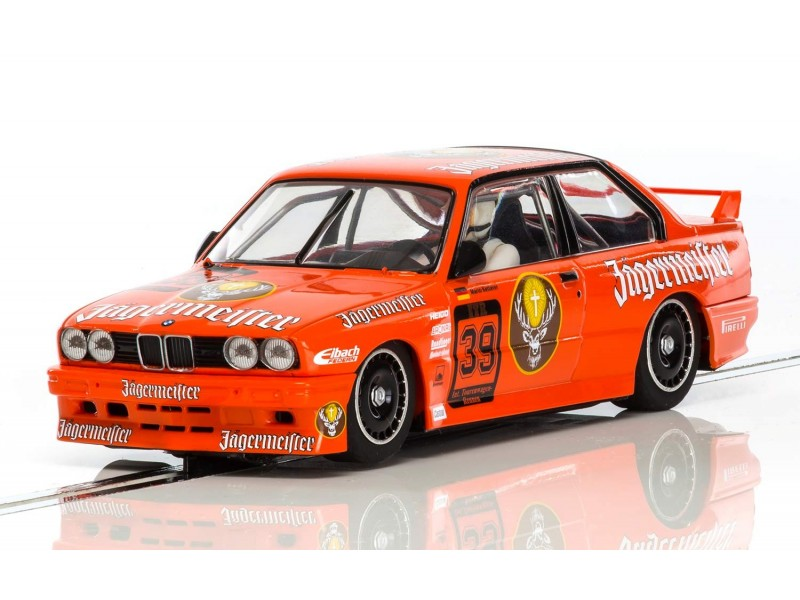 Scalextric BMW M3 E30 Nurburgring 1988 Modellino Slot Car