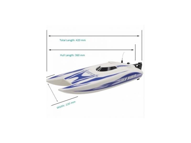 Joysway Offshore lite sea rider v3 2.4g rtr Radiocomandato