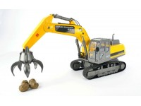 Hobby Engine Premium Label Modellino Gru con Artiglio 1/12 Radiocomandato