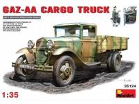 Miniart GAZ-AA Modello in kit di Montaggio