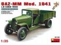 Miniart GAZ-MM Mod.1941 Modello in kit di Montaggio