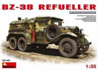 Miniart BZ-38 Refueller Modello in kit di Montaggio