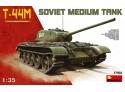 Miniart Carro Armato Sovietico T-44M Modello in kit di Montaggio