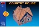 Miniart Casa di Campagna Modello in kit di Montaggio