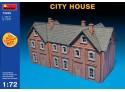 Miniart Casa di Città Modello in kit di Montaggio