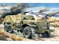 ICM Trasportatore corazzato BTR-152V Modellino in kit