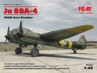 ICM Junkers Ju 88A-4 Modellino in kit
