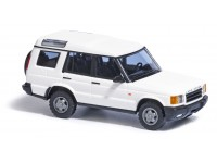 BUSCH LAND ROVER DISCOVERY BIANCO MODELLINO