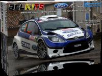 Belkits Ford Fiesta S2000 Rally Monte Carlo 2010 Kit di Montaggio