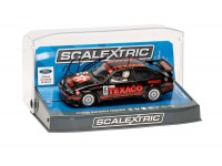 Scalextric Autograph Series Ford Sierra RS500 Steve Soper Brands Hatch 1988 Modellino Slot Car